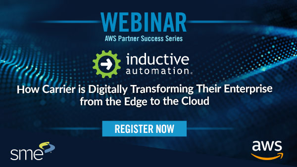 How Carrier is Digitally Transforming Their Enterprise from the Edge to the Cloud