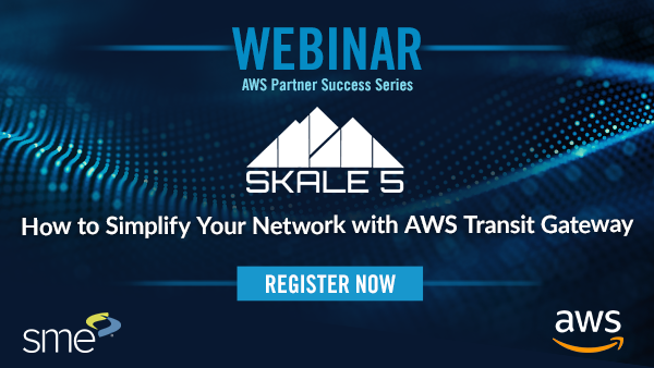 How to Simplify Your Network with AWS Transit Gateway