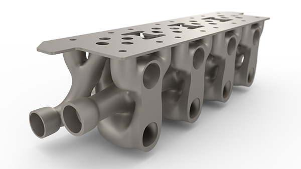 An End-to-End Additive Manufacturing Journey Told Through the Dassault Systèmes Solutions Portfolio
