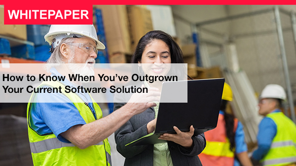 How to Know When You've Outgrown Your Current Software Solution