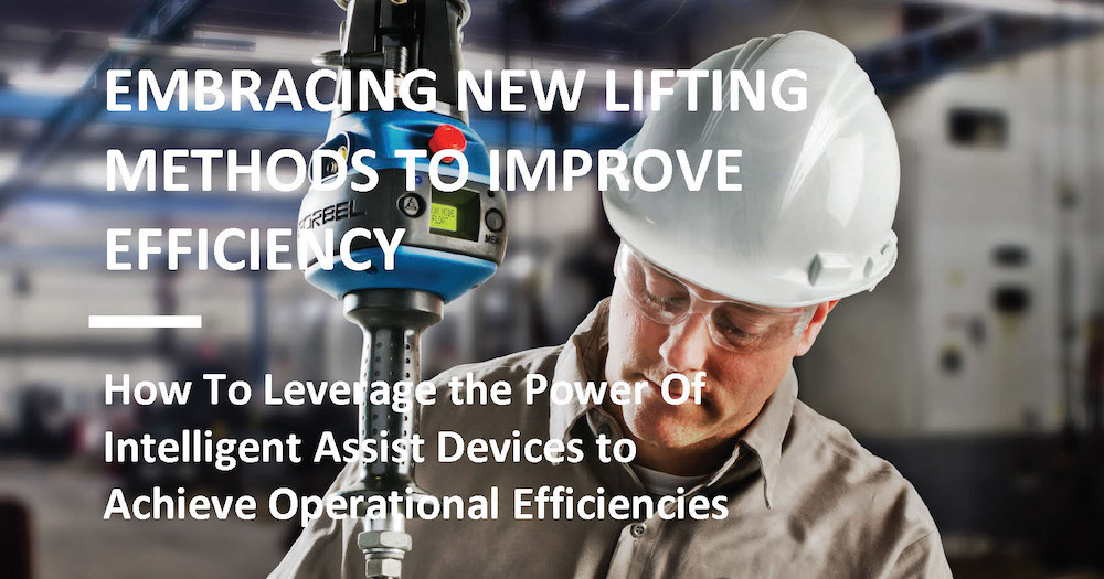 Embracing New Lifting Methods To Improve Efficiency