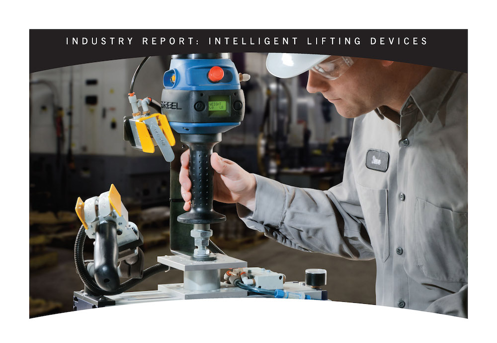 In Summary: The Ergonomic Advantages of Intelligent Lifting Devices