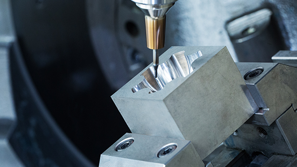 How 5-Axis Machine Tools Can Carve the Right Path in Mold Making