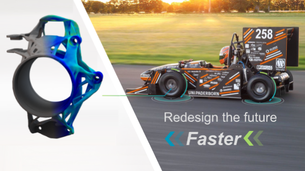 Flawless Engineering Process With MSC Apex Generative Design and Additive Solution