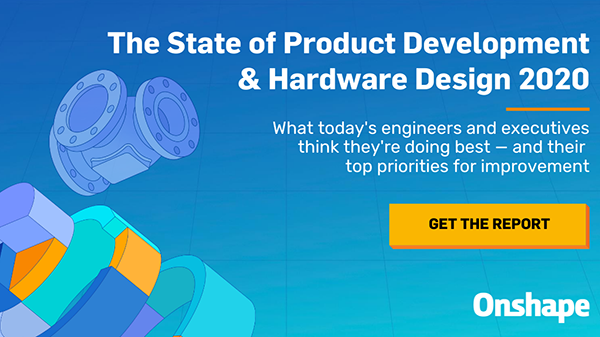 The State of Product Development & Hardware Design 2020